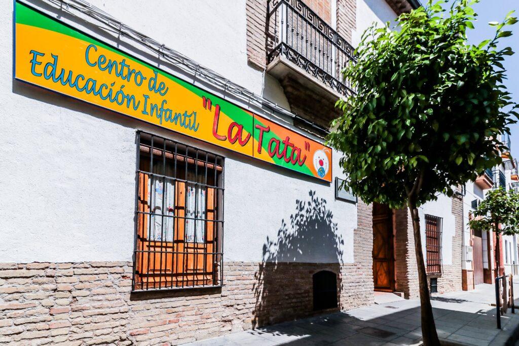 calle Centro de Educación Infantil La Tata Andújar